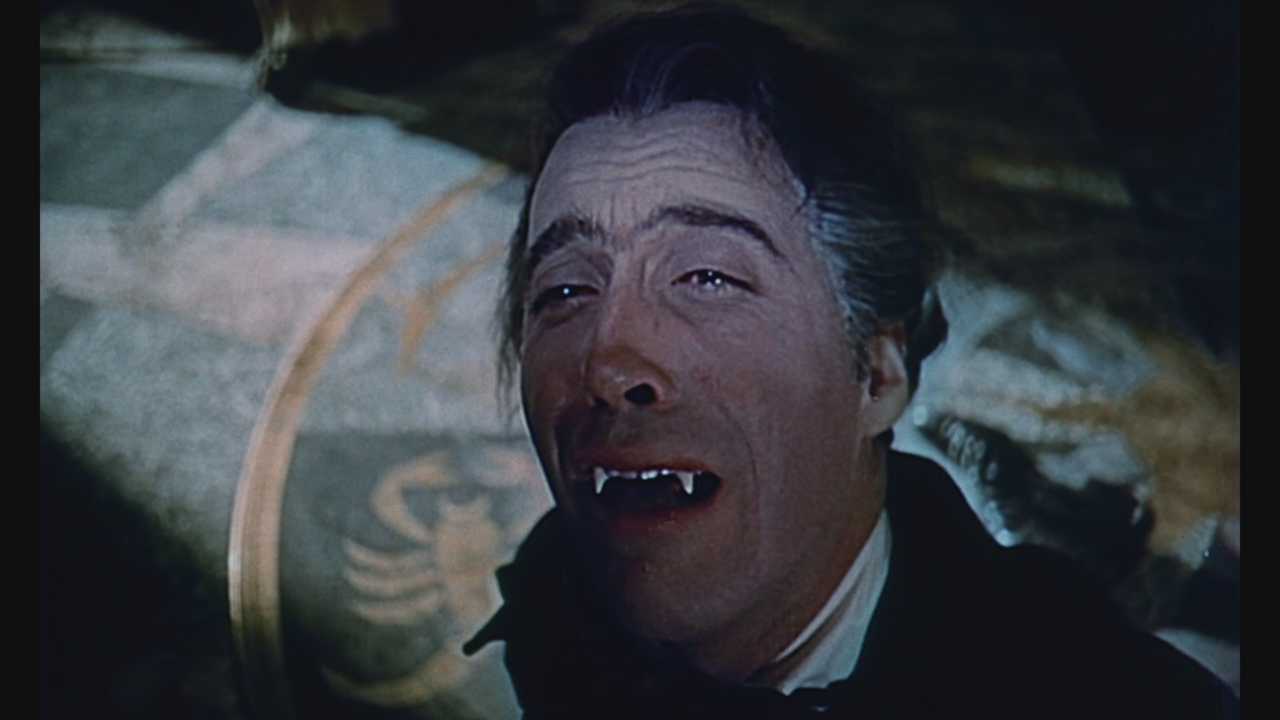 reviews for Anolis' Blu ray of Hammer's Dracula, 1958 - Classic