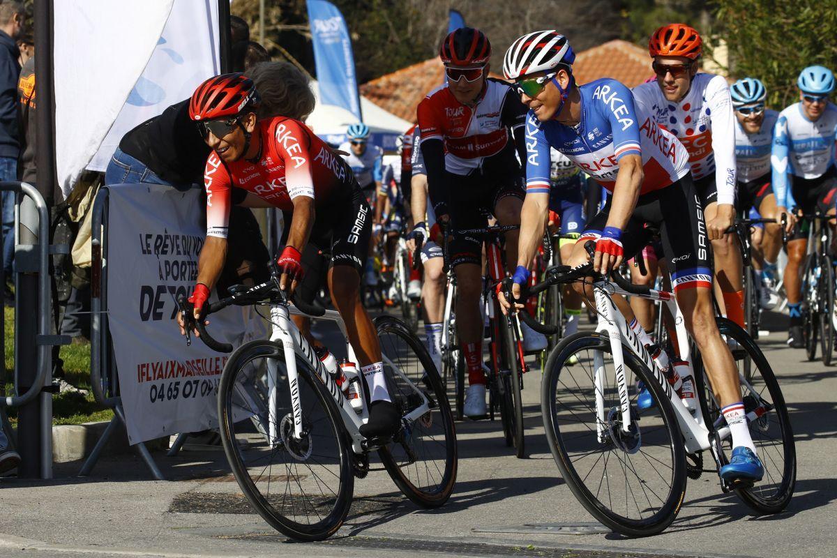 Tour de la Provence: Nairo Quintana wins on Mont Ventoux