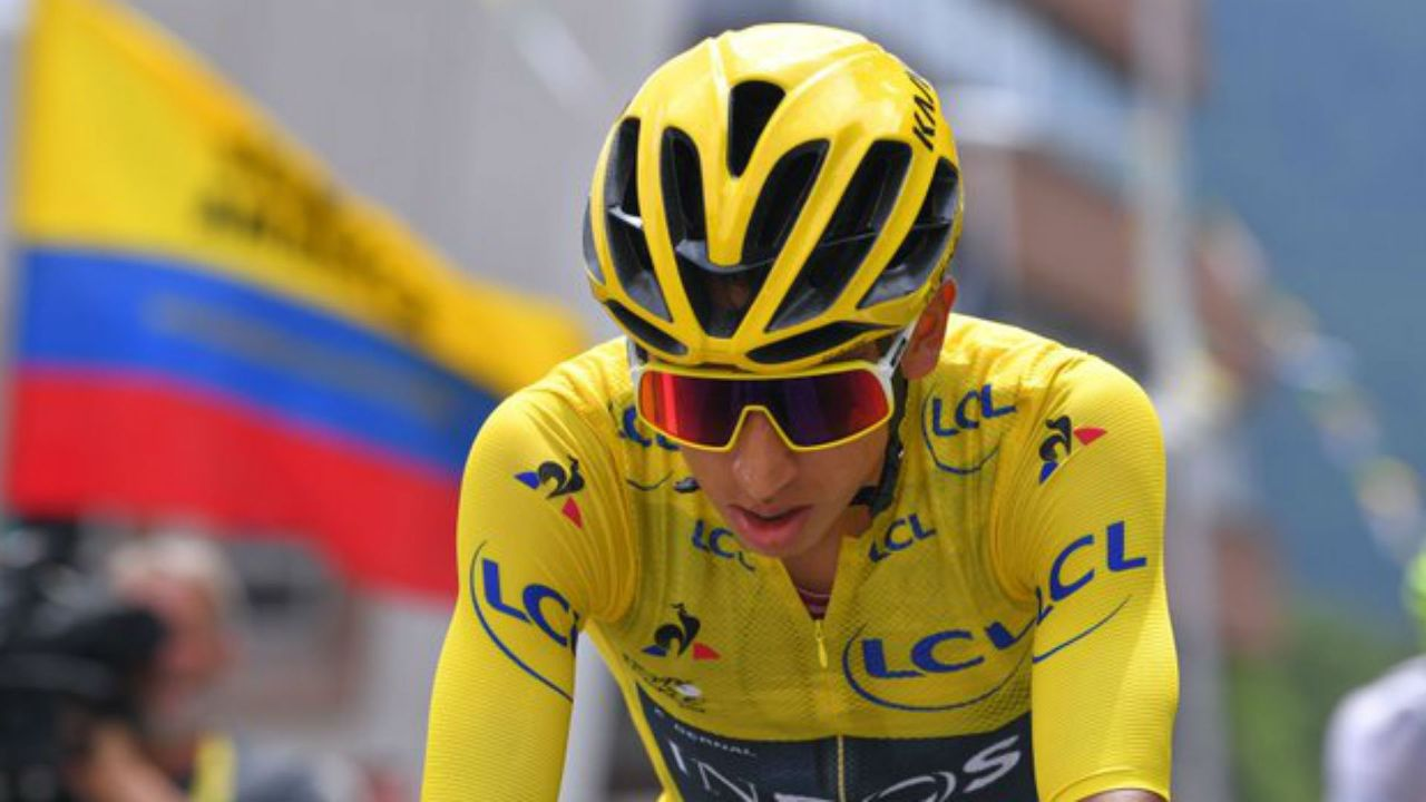 Egan Bernal Tour de France 2019