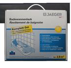 Jaeger 887 Badewannenlack und Fliesenlack-Set 2,8m² reinweiss RAL9010