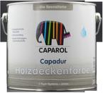 Caparol Capadur Holzdeckenfarbe weiß 2,5L, seidenmatt