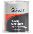 Albrecht Flüssigkunststoff Kieselgrau 750ml