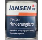 Jansen Straßenmarkierungsfarbe BAST-Zulassung