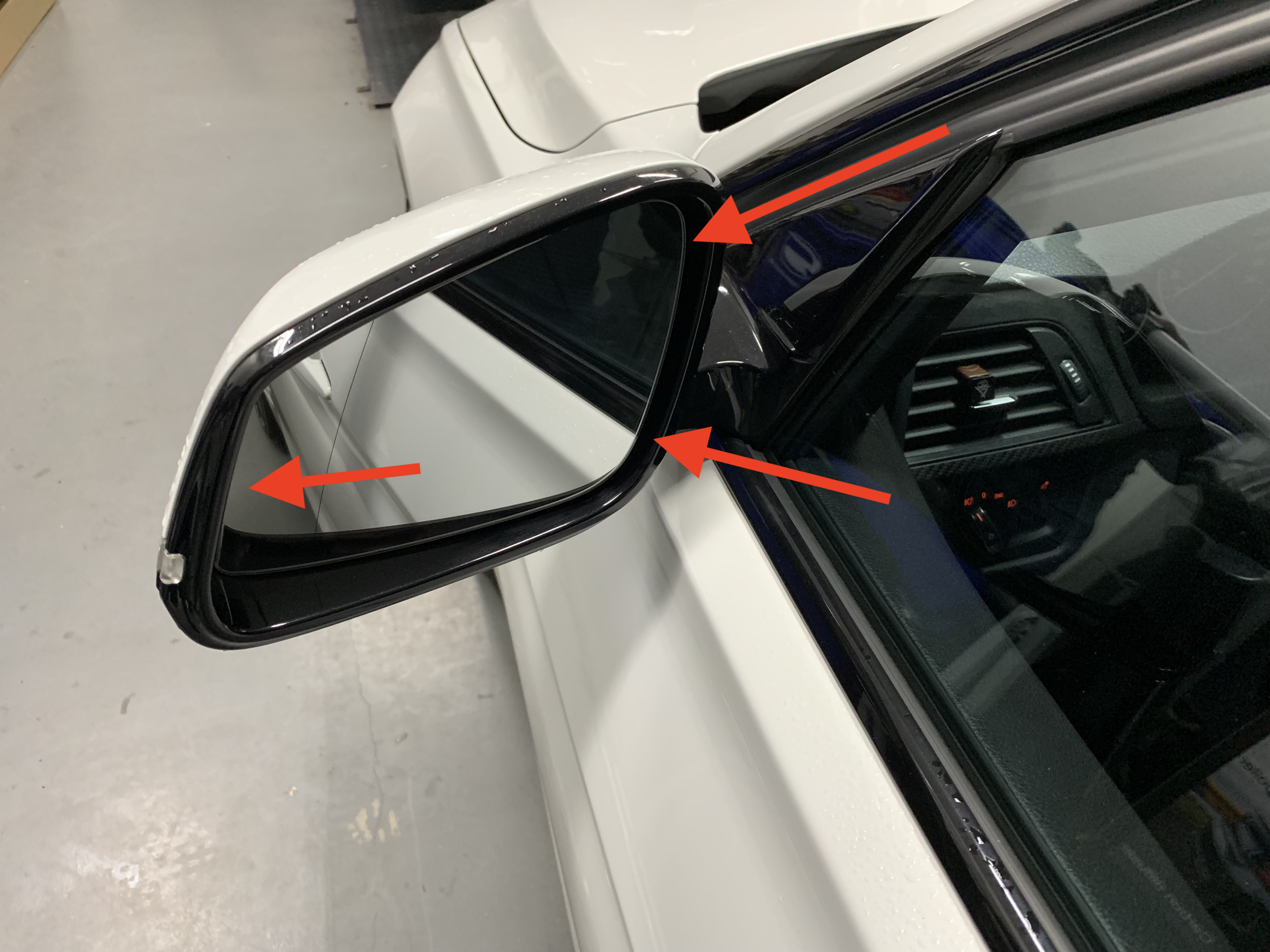 News M4 Style Mirror Housing Installation Manual Jh Parts