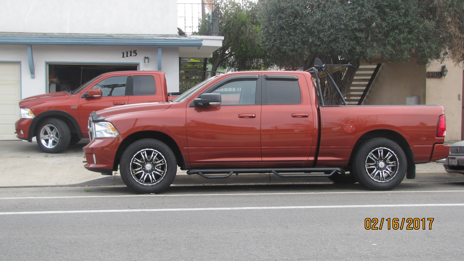 Unchroming And Blacking Out Dodge Ram Forum Ram