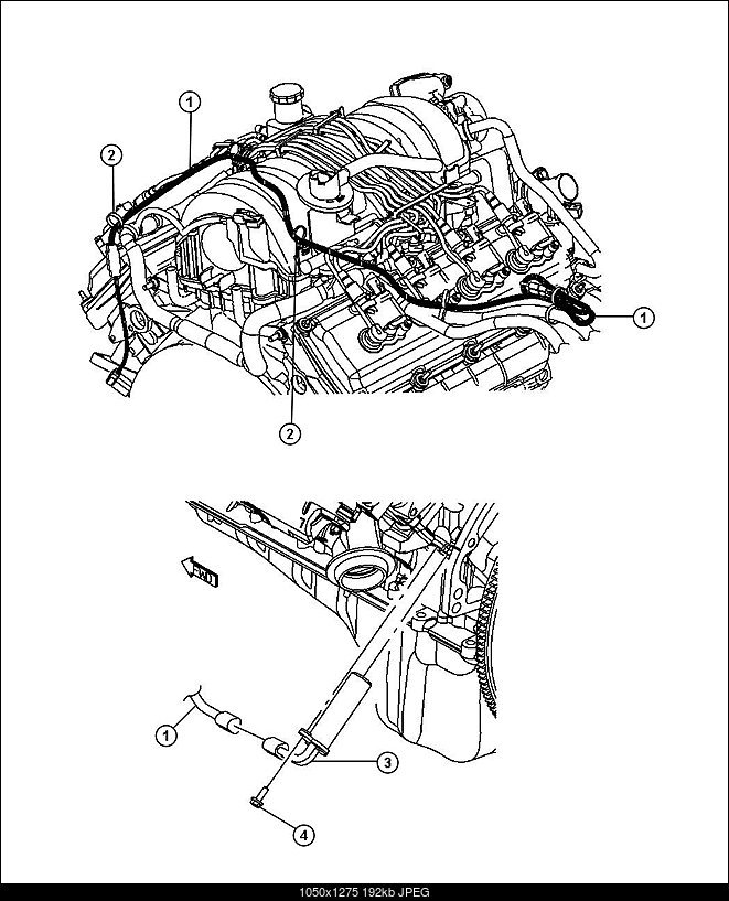 2017 Ram 5 7 Block Heater Location