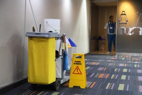 Corporate Cleaning Services 55068