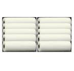 10 x Rotaplast Schaumstoff Superfein Heizkörperwalze, 11 cm, versch Ausführungen