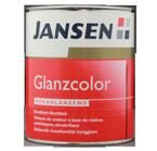 Jansen Glanzcolor 750ml weiss,hochglänzend vergilbungsarm Alkydharz