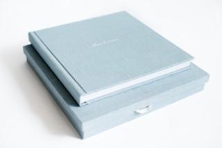 album lid box