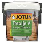 Jotun Treolje V Gold 3L Holzöl, Gartenholzöl, Gylden