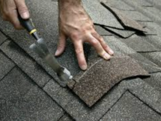 Storm Damage Roof Repair 39.61665 -105.23721