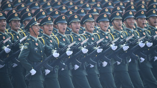 Chinese Communist Party's (CCP) 'People's Daily' Analyzes The People's Liberation Army's New Mission