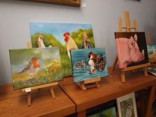 dierenschilderijen