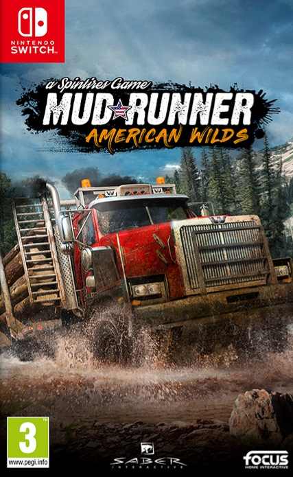 Spintires Mud Runner : American Wilds [+ UPDATE]