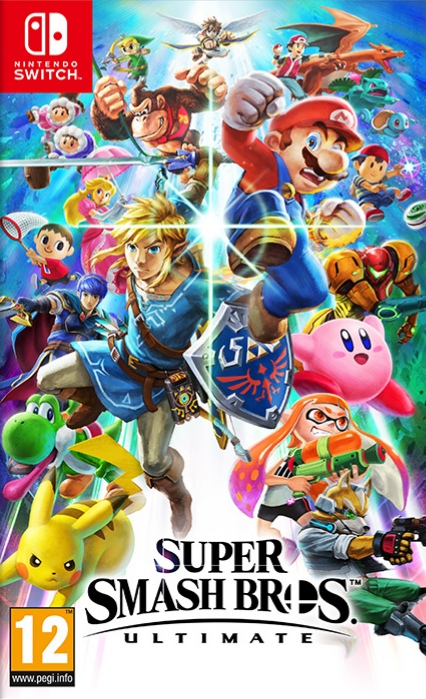 Super Smash Bros. Ultimate + [UPDATE]