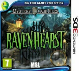 Mystery Case Files : Retour à Ravenhearst.EUR.MULTi6.3DS-PUSSYCAT