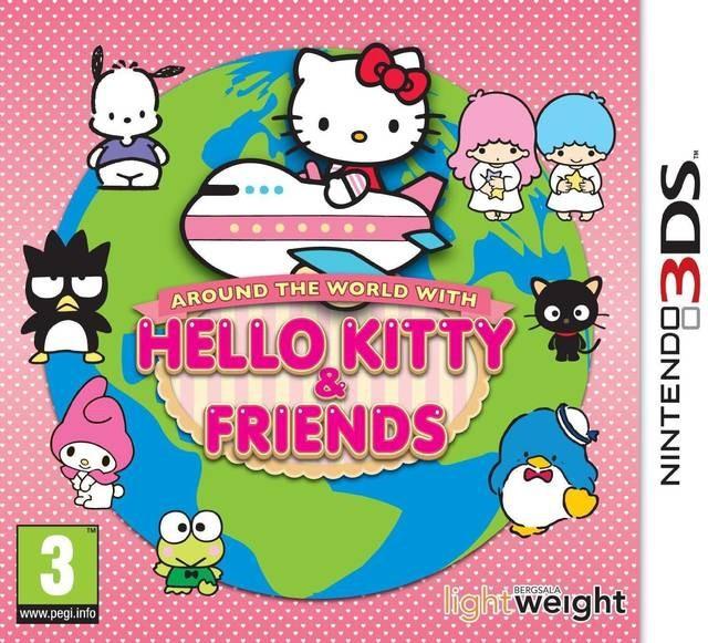 Le Tour du Monde avec Hello Kitty et ses Amis [DECRYPTED]