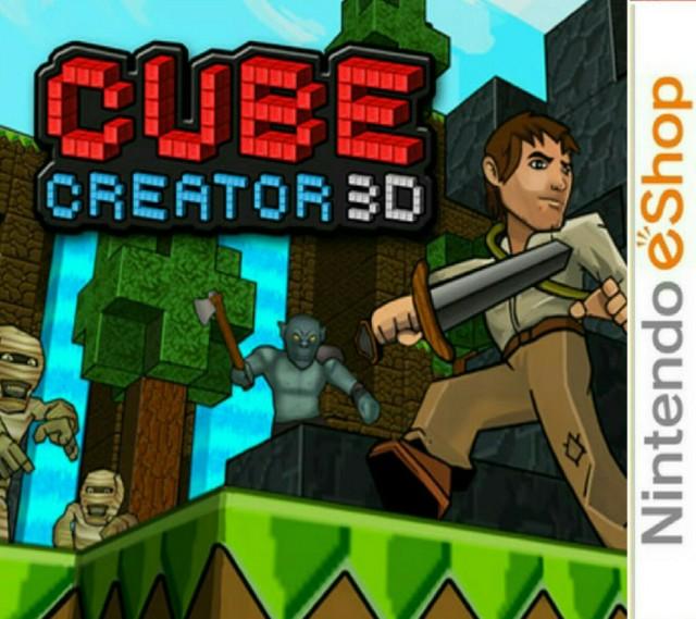 Cube Creator 3D [CIA]