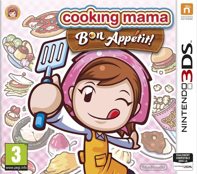Cooking Mama 5 : Bon Appétit [DECRYPTED]