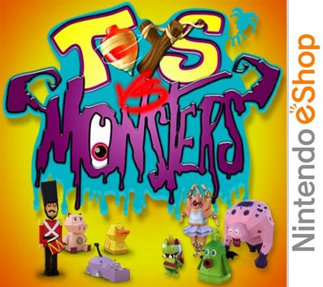 Toys vs Monsters [CIA]