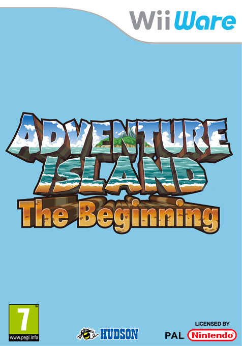 Adventure Island : The Beginning