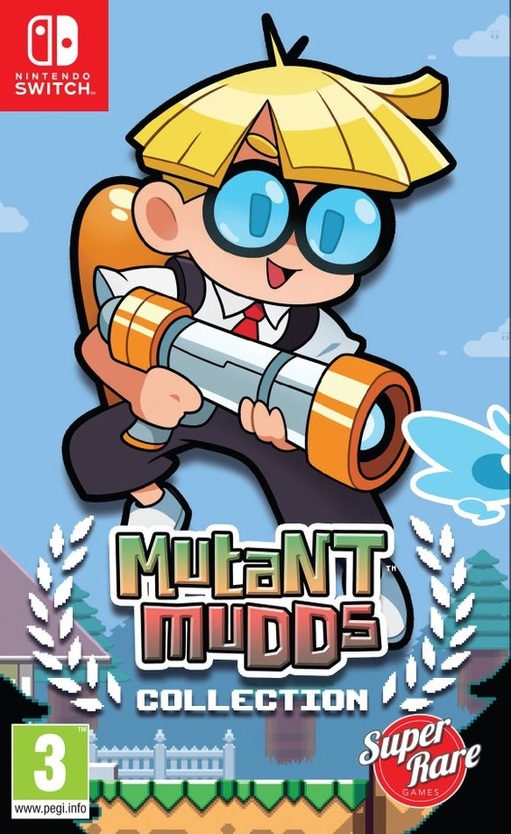 Mutant Mudds Collection [+ Mise à Jour]