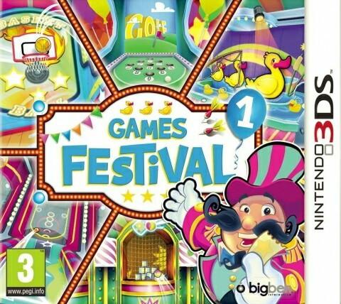 Games Festival 1 [CIA]