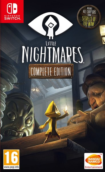 Little Nightmares : Complete Edition