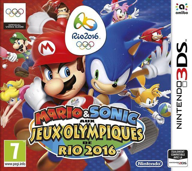 Mario & Sonic aux Jeux Olympiques de Rio 2016 [DECRYPTED]