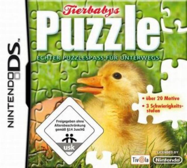 Puzzle to Go : Bébés Animaux