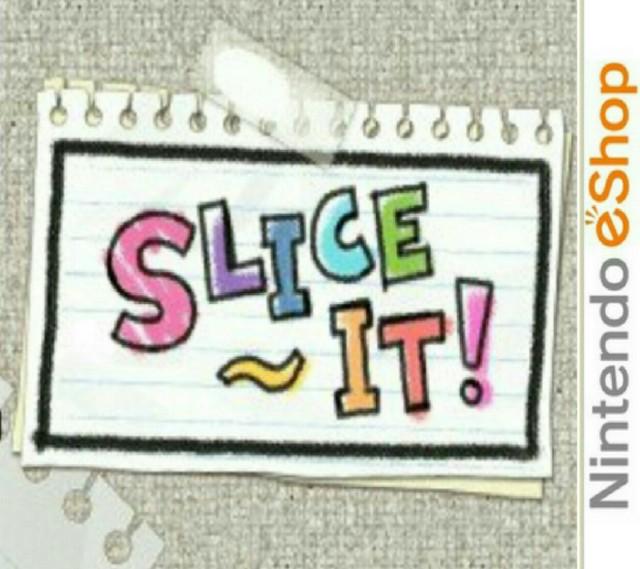 Slice It [CIA]