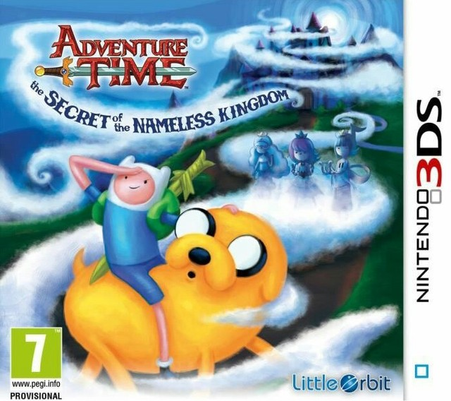 Adventure Time : Le Secret du Royaume sans Nom.EUR.3DS-PoWeRUp