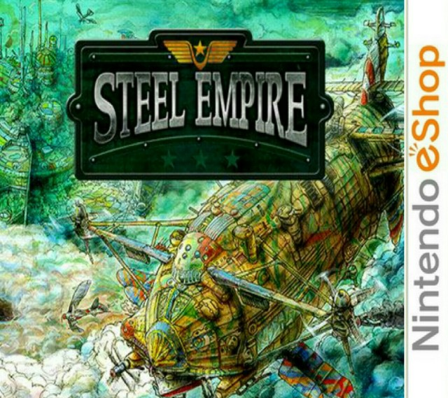 Steel Empire [CIA]
