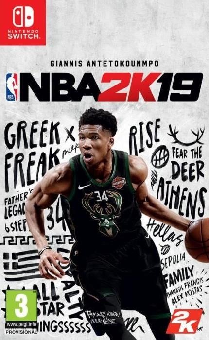 NBA 2K19 [+ Mise à Jour]