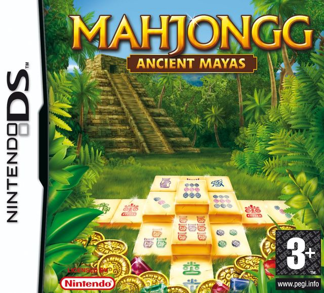 Mahjongg : Ancient Mayas