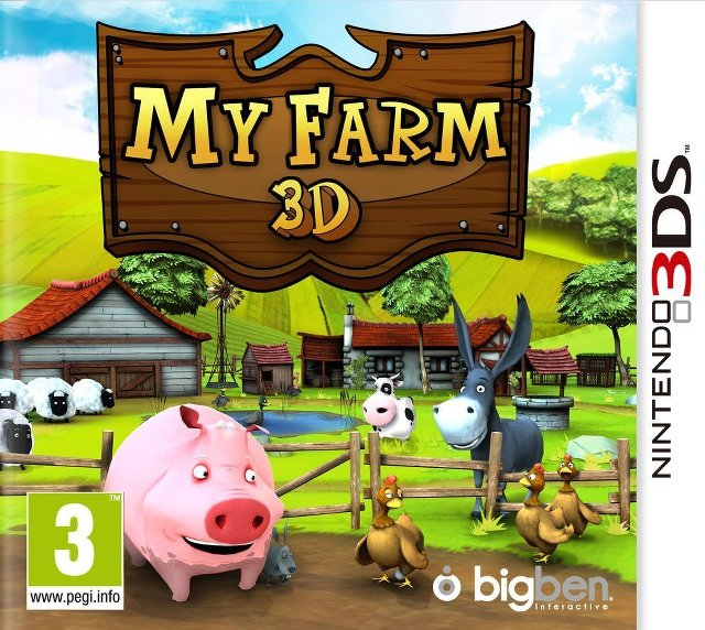 My Farm 3D.EUR.3DS-CONTRAST