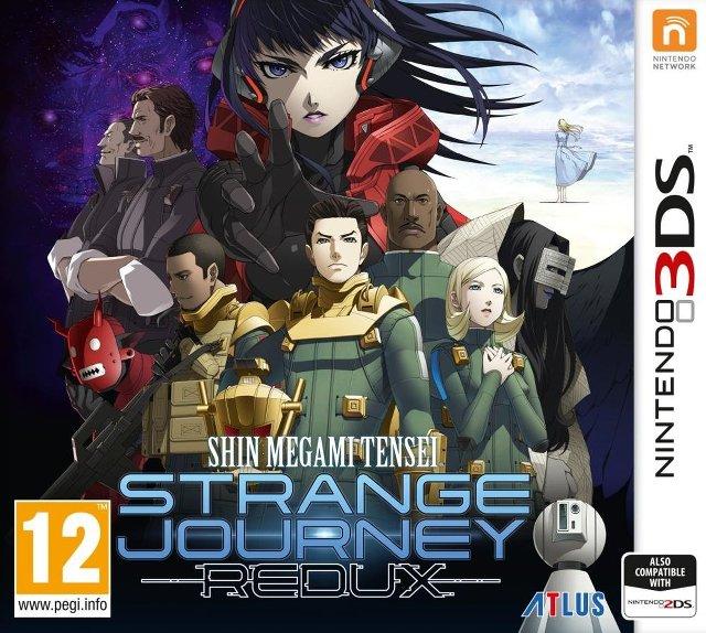 Shin Megami Tensei : Strange Journey Redux.EUR.3DS