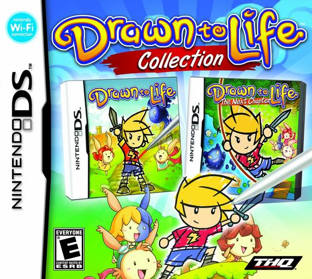 Drawn to Life Collection