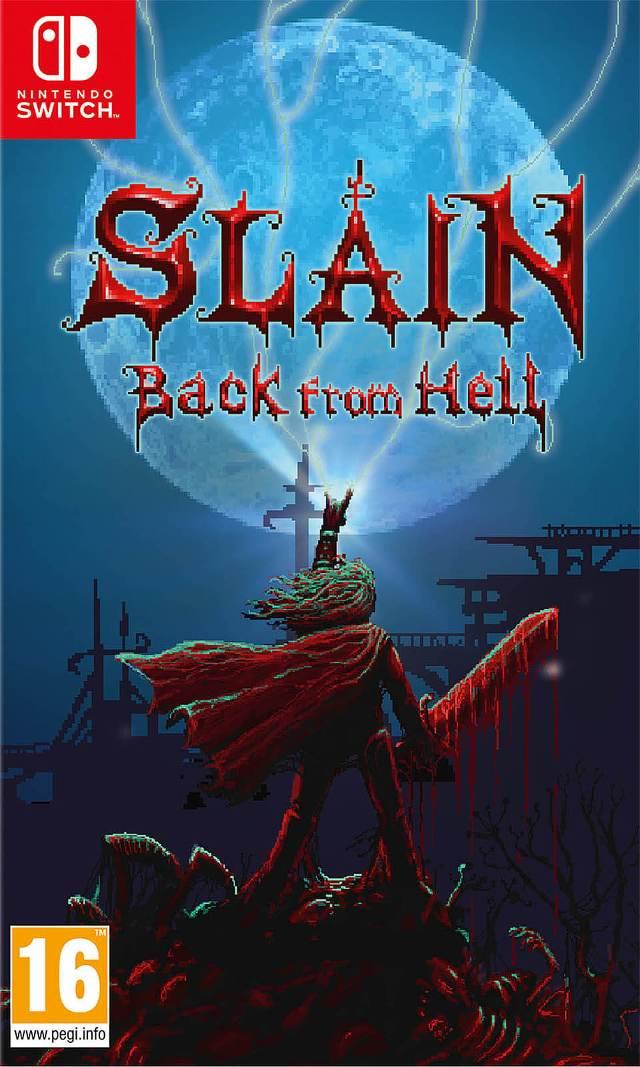 Slain : Back From Hell