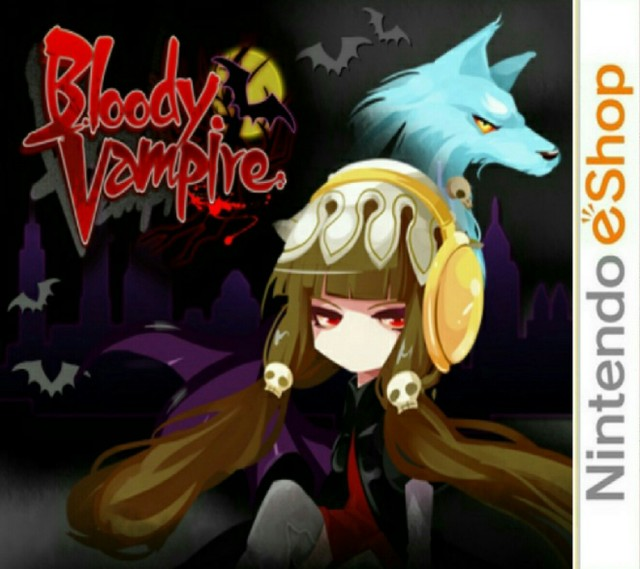 Bloody Vampire [CIA]
