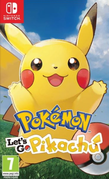 Pokémon : Let's Go, Pikachu [ + Update ]