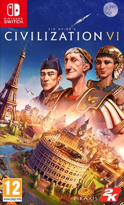 Sid Meier's Civilization VI [+ UPDATE]