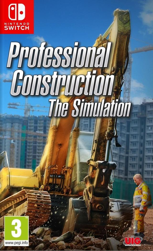 Professional Construction : The Simulation