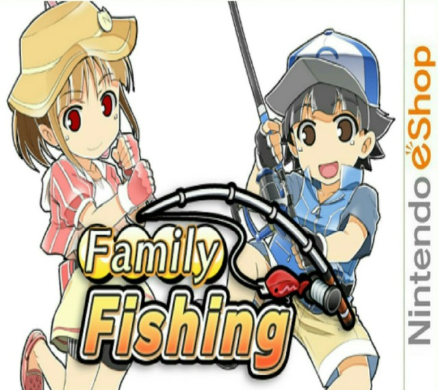 Family Fishing [CIA]