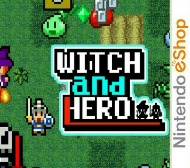 Witch & Hero [CIA]
