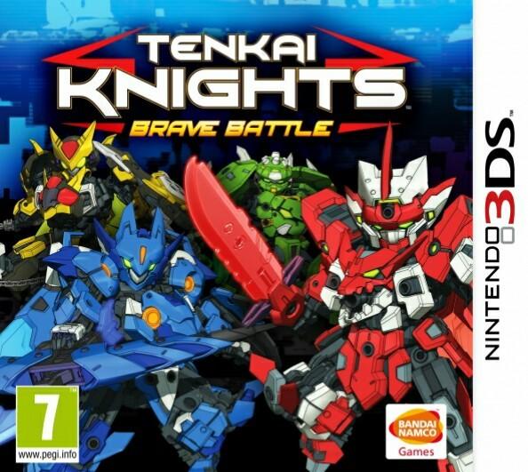 Tenkai Knights : Brave Battle.EUR.MULTi5.3DS-PUSSYCAT