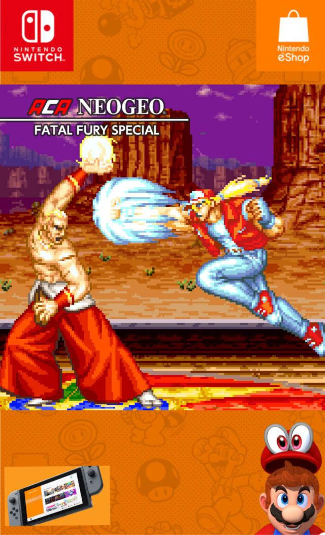 ACA NEOGEO : Fatal Fury
