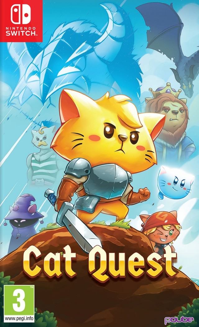 Cat Quest [+ Mise à Jour]