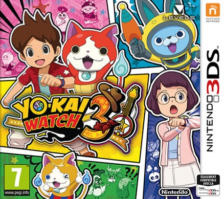 Yo-Kai Watch 3.EUR.3DS